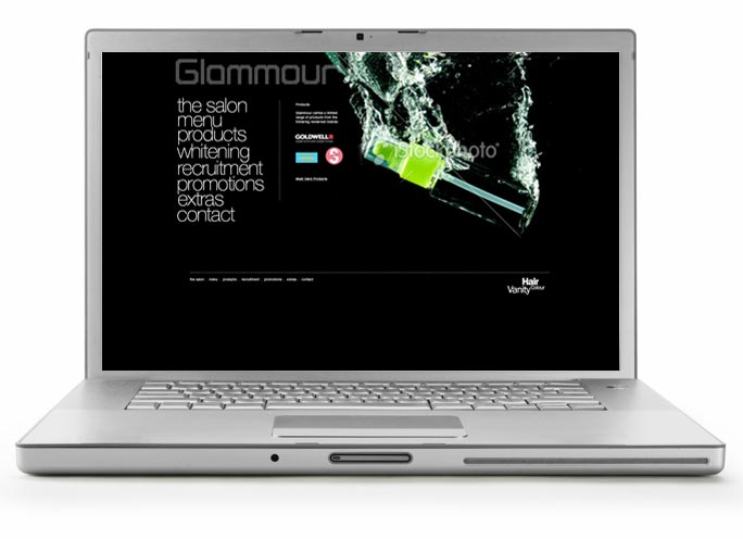 Glammour Website